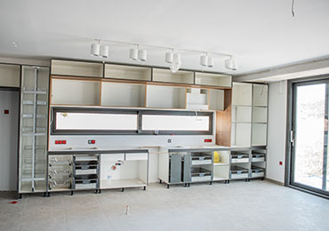 ανακαίνιση σπιτιού δάφια κουζίνα