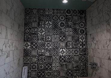 ανακαίνιση σπιτιού δάφια μπάνιο