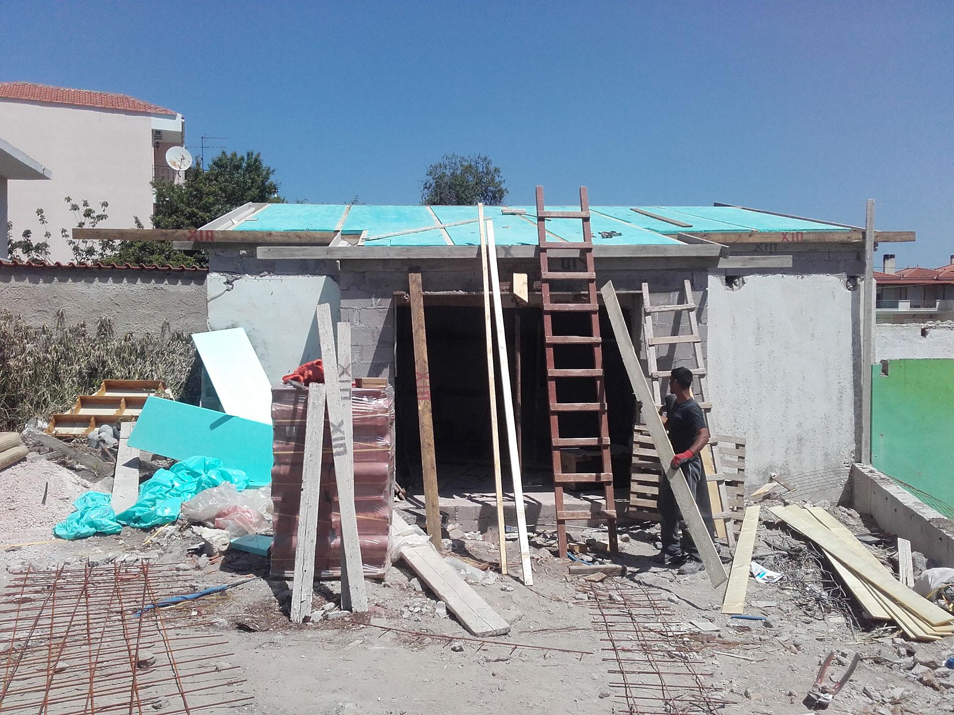 ανακαίνιση κατοικίας Δάφια pic5