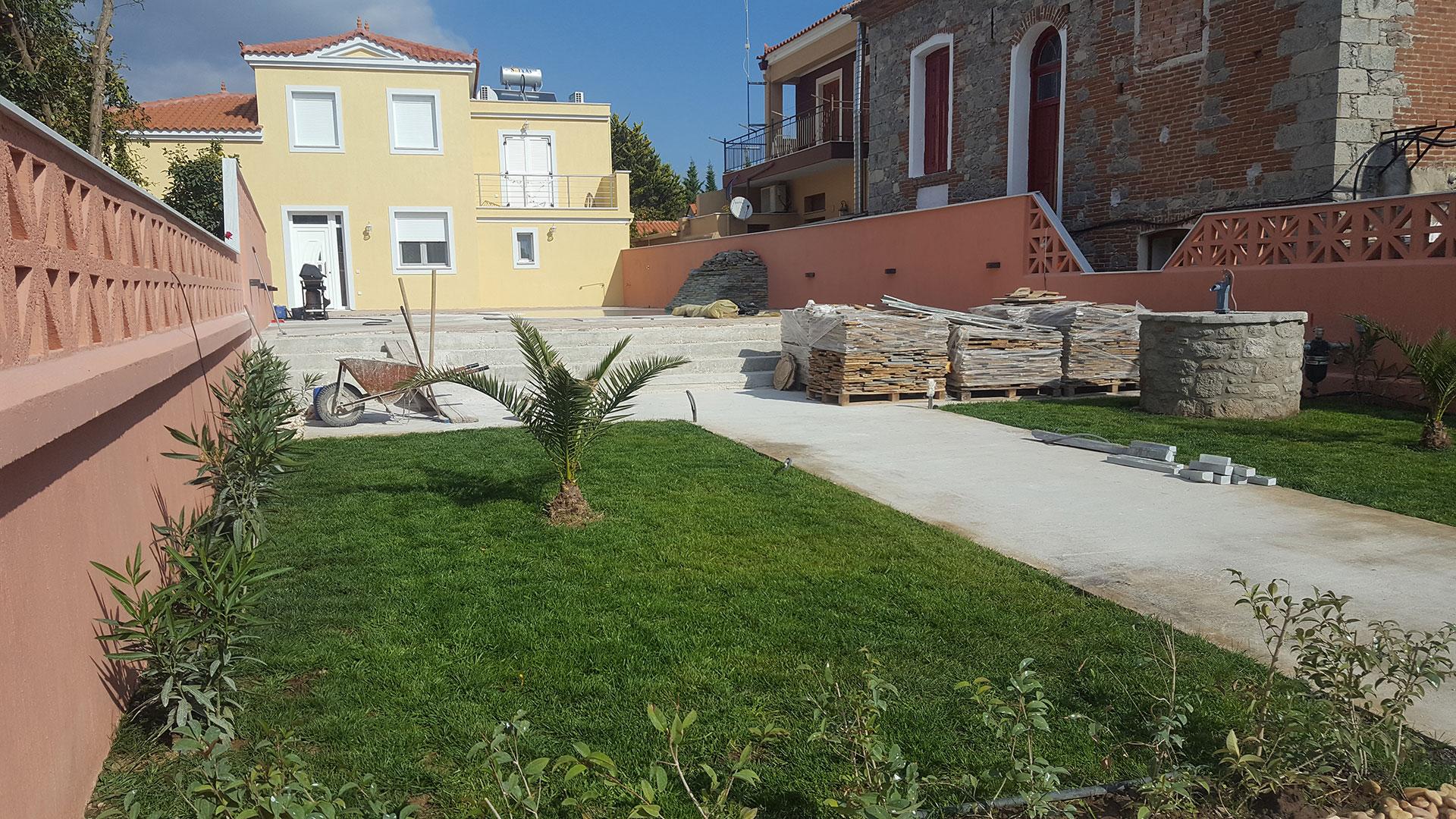 κατασκευή κατοικίας κεράμι pic1