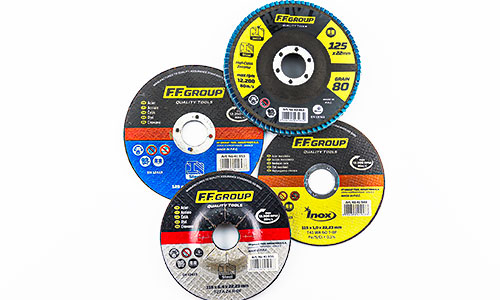 ff group Abrasive - Cutting Discs