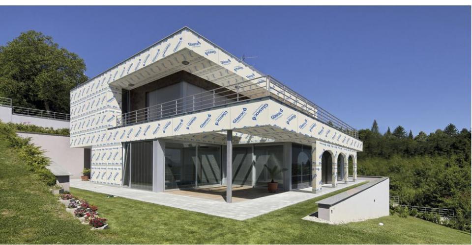 glasroc x house